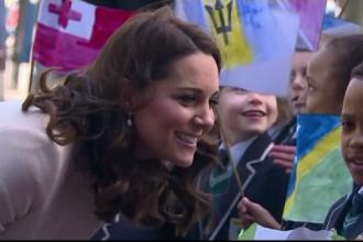 Ducesa de Cambridge se retrage, pentru o perioadă, din viața publică