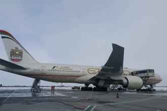 Un avion Boeing 777 a aterizat de urgență, pe Aeroportul Otopeni
