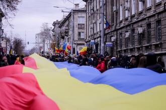 Băsescu, Orban şi Barna, la Chişinău, pentru un miting la 100 de ani la Unire