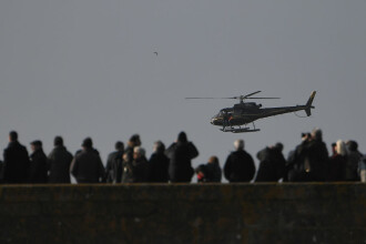 Orașul în care călătorii pot merge la aeroport cu elicopterul. Îi costă doar 65 de dolari