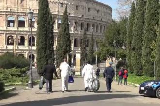 Curățenia în parcurile din Roma, făcută de deținuți. Experimentul propus de primărie