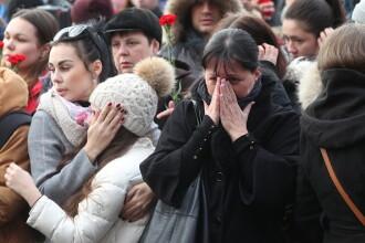 """Rușii acuză că un ucrainean a lansat o știre falsă cu """"sute de morți în incendiul de la mall"""""""