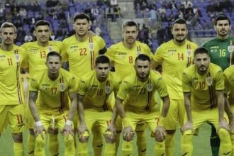 România - Suedia 1 - 0, în partida amicală de la Craiova. Golul a fost marcat de Rotariu