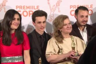 """Premiile Gopo 2018. Filmul """"Un pas în urma serafimilor"""", marele câștigător"""