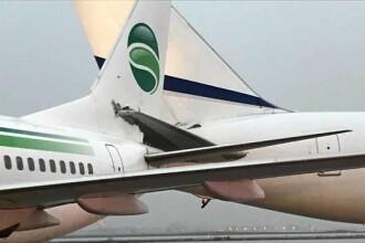 Două avioane s-au ciocnit pe o pistă din Israel