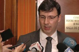 Fostul ministru de Finanțe în cabinetul Tudose, Ionuț Mișa, este noul șef al ANAF