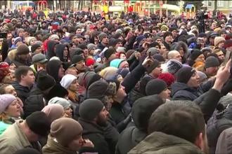 Doliu național în Rusia, după incendiul din mall. Putin a promis că vinovaţii vor fi găsiţi şi pedepsiţi