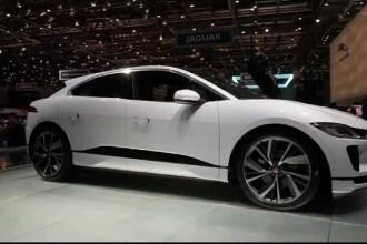 Google va crea, în parteneriat cu Jaguar, o flotă de mașini autonome