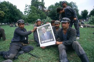 """Cîțu: """"Nicio mineriadă nu se va întâmpla în acest mandat"""", ca în mandatul lui Iliescu"""