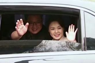 Culisele vizitei lui Kim Jong-un în China. Comentariile la adresa soției sale, blocate pe internet