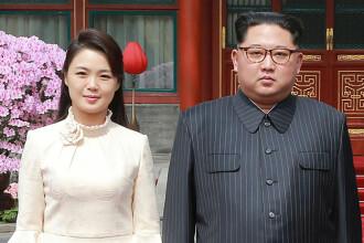 Numele soției lui Kim Jong-un, interzis în China. Ce a stârnit furia autorităților