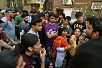 A treia minoră violată şi arsă de vie în India, în decurs de o săptămână