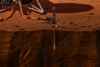 """NASA este pregătită să exploreze """"inima"""" planetei Marte"""