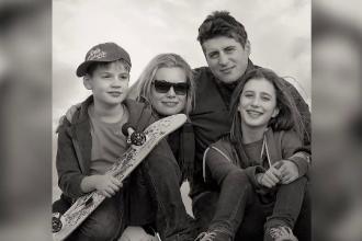 Florin Buliga consumase cannabis. Soția și cei doi copii, înmormântați în Neamț