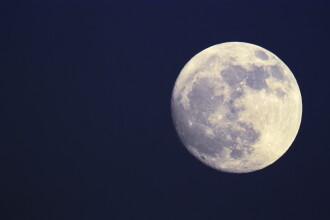 Luna albastră de sâmbătă va fi ultima până în 2020