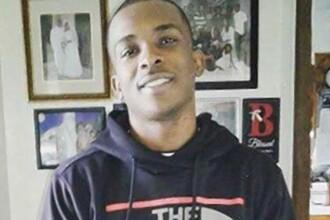 Un bărbat, neînarmat, a fost împușcat de un polițist de 7 ori în spate