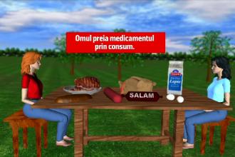 Pericolul excesului de antibiotice. Ajung în corp și în urma consumului de carne