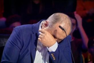 """Florin Călinescu a plâns la """"Românii au talent"""", la o piesă dedicată victimelor din Colectiv"""