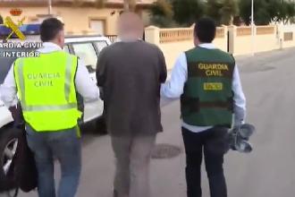 Un narcotraficant spaniol s-a îngrăşat 50 de kg ca să nu fie prins. A fost găsit în Bulgaria