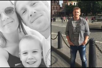 Mesajul scris cu sânge de tatăl care și-a înjunghiat fiul de 5 ani de 62 de ori