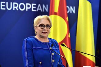Viorica Dăncilă: Industria auto este unul dintre pilonii creşterii economiei româneşti