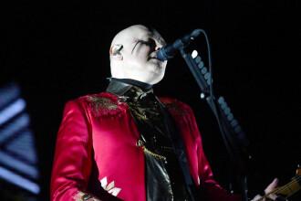 Billy Corgan, liderul trupei Smashing Pumpkins, va susține un concert la București