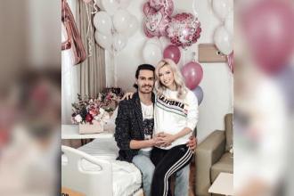 În ce stare e bebeluşul Andreei Bălan, după ce ea a făcut stop cardiac în timpul naşterii