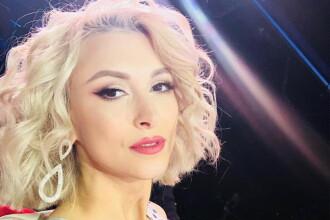 Starea Andreei Bălan la 2 zile de la stopul cardiac. Mesajul artistei înainte să nască