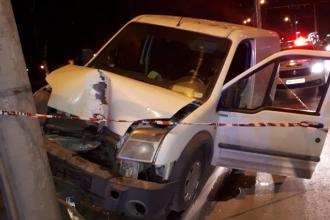 Dezastrul provocat de un tânăr de 18 ani după ce a furat o mașină și a condus-o prin Capitală