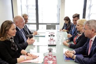 Întâlnire Dăncilă - Timmermans. Varianta Comisiei Europene şi varianta premierului