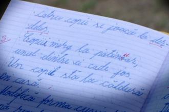 Învățătorul care a corectat greșit un elev și-a recunoscut vina. Ce sancțiune a primit