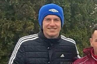 Arbitrul orădean Lucian Ştiube a murit la doar 31 de ani