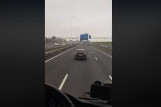 """Mesaj viral pe Facebook. Un șofer critică votanții PSD: """"Vă place, mă, aşa o ţară?"""""""
