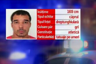 Deținutul evadat de la Jilava, de negăsit. Îl caută polițiști din București și două județe