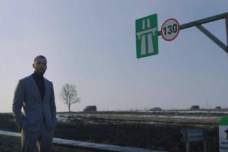Autostrada de un metru, din Moldova, NU are autorizație de construire. Reacția autorităților locale