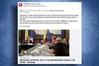 Reactia PSD dupa ce Facebook a sters 31 de pagini cu stiri care laudau oameni din partid