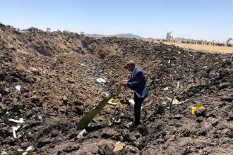 Primele țări care suspendă folosirea avioanelor Boeing 737 Max 8, după tragedia din Etiopia