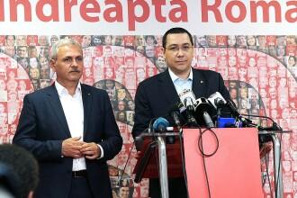 Dragnea, despre partidul lui Ponta: