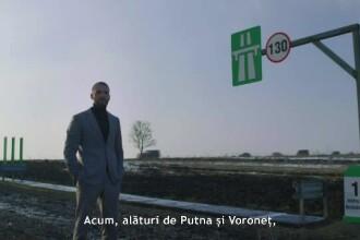 Primul metru de autostradă din Moldova nu are autorizație. Reacția omului de afaceri