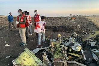 Martor: Înainte să se izbească de pământ, din avion ieșea fum și se auzea un zgomot ciudat