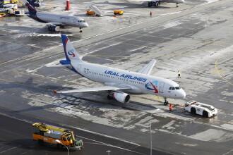 Un avion Ural Airlines a aterizat de urgenţă în urma unei alerte cu bombă la bord
