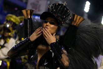 Carnavalul de la Rio s-a încheiat cu parada campionilor. Câștigătorul din acest an