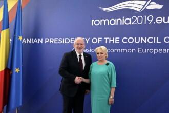 Colaborarea dintre Guvern şi Comisia Europeană, discutată de Dăncilă cu Timmermans