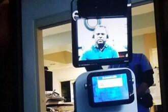 Un pacient a aflat de la medicul său, prin videoconferință, că mai are puțin de trăit