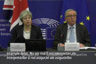 Noi negocieri pentru Brexit. Cât timp vor putea străinii să stea în UK fără viză