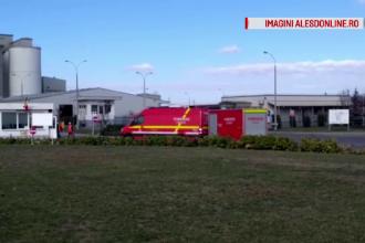 Alertă radiologică la Cluj. Ce s-a descoperit într-un camion care transporta deșeuri
