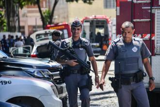 Atac armat la o școală din Brazilia. 9 oameni au murit, iar 5 dintre victime sunt copii