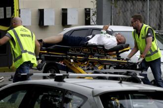 """Relatări terifiante ale martorilor atacurilor din Noua Zeelandă: """"Erau morți peste tot"""""""