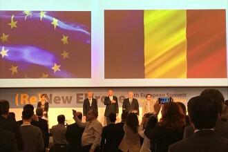 Președintele Klaus Iohannis participă la summit-ul european al regiunilor şi oraşelor