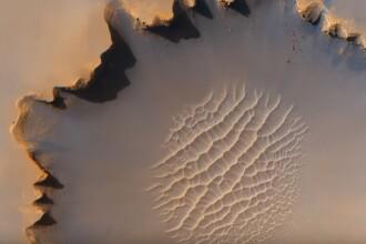 Ultimele imagini de pe Marte transmise de robotul Opportunity. Detaliile observate de NASA